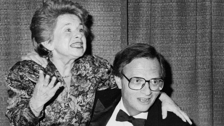 Dr Ruth og Larry King