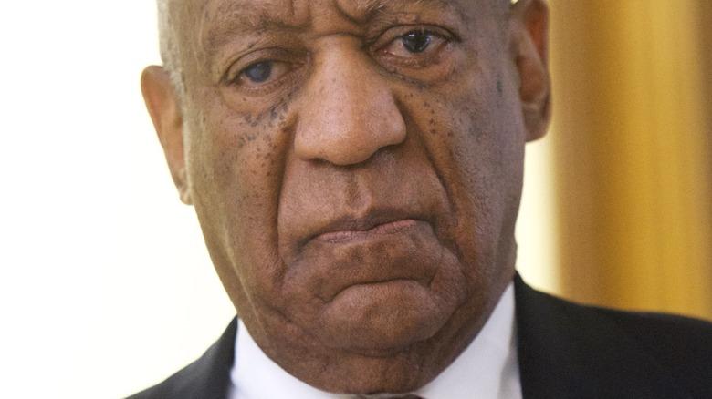Bill Cosby rynker pannen