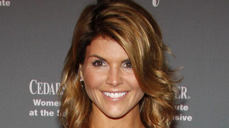 Lori Loughlin smiler