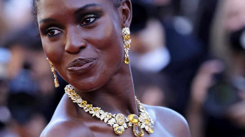 Jodie Turner-Smith på filmfestivalen i Cannes