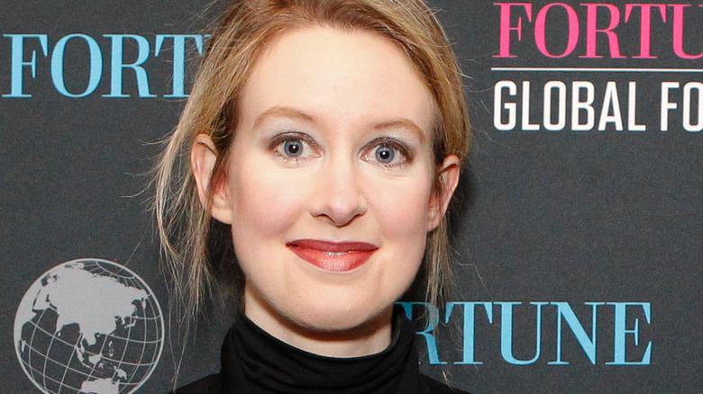 Elizabeth Holmes i 2015