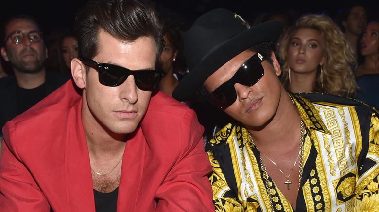 Mark Ronson og Bruno Mars