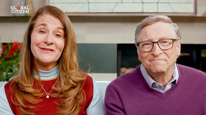 Bill og Melinda Gates i 2020