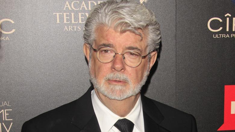 George Lucas ser på