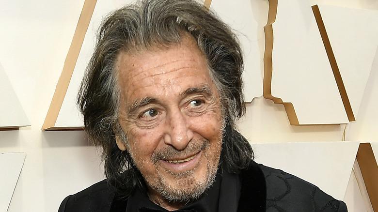 Al Pacino smiler