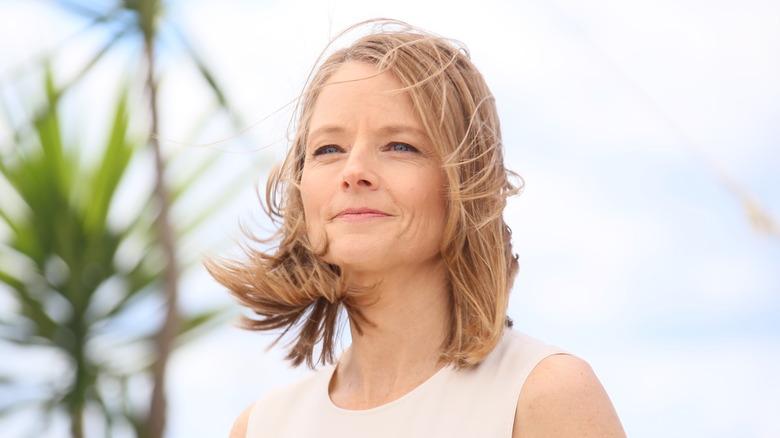 Jodie Foster, svakt smil