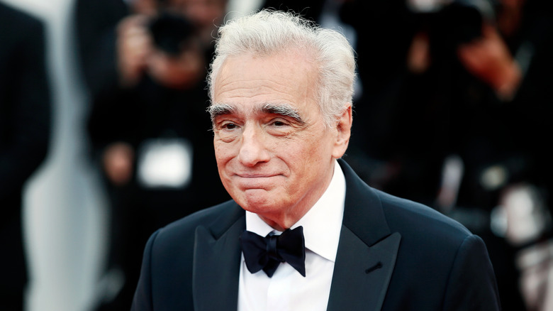 Martin Scorsese smiler