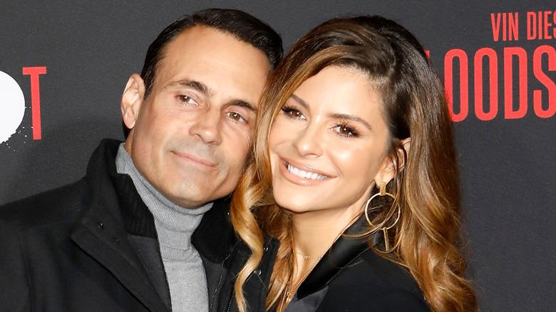 Maria Menounos og ektemannen Keven Undergaro