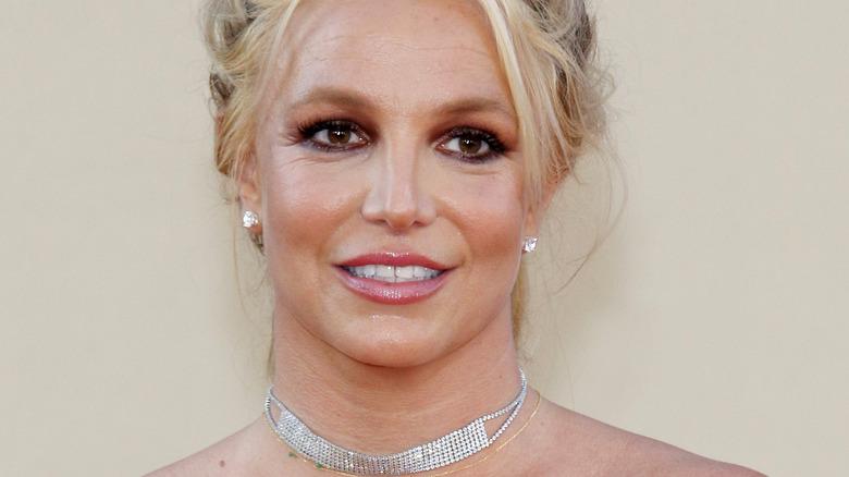 Britney Spears diamantkjede