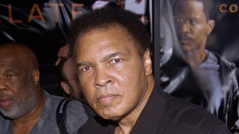 Muhammed Ali eldre