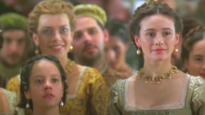 Lily Allen i Elizabeth-filmen