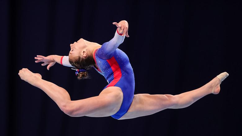 Grace McCallum Olympic Trials
