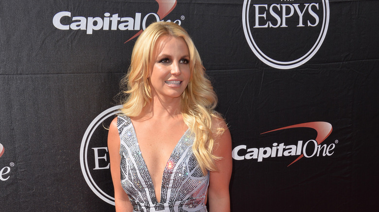 Britney Spears ESPYs