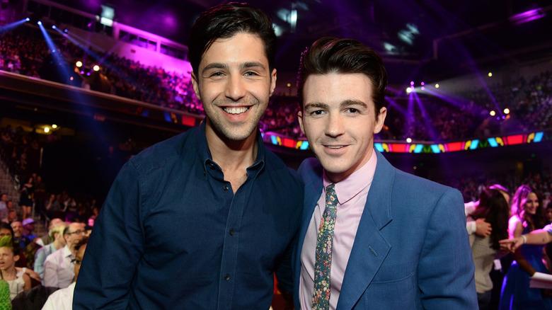 Drake Bell og Josh Peck stiller sammen i 2014