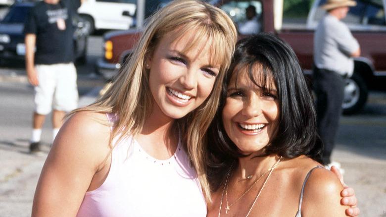 Britney Spears og moren hennes
