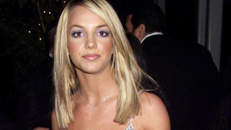 Britney Spears rett hår