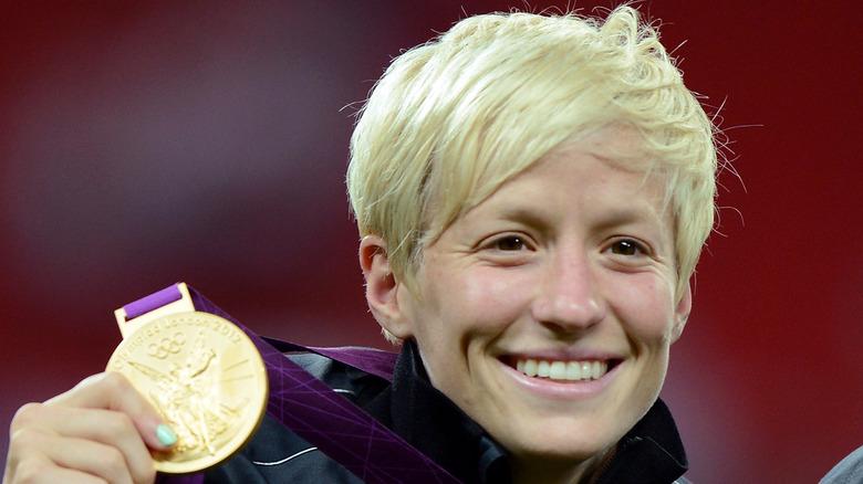 Megan Rapinoe gullmedalje