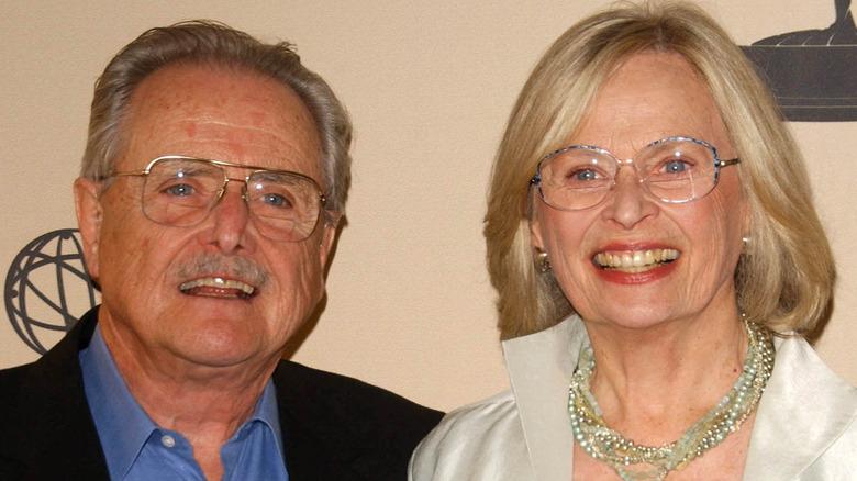 William Daniels og Bonnie Bartlett på et arrangement