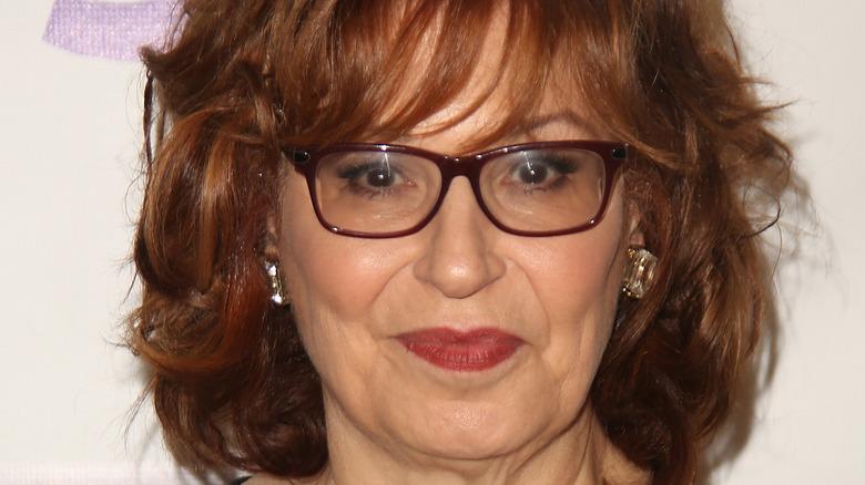 Joy Behar på den røde løperen