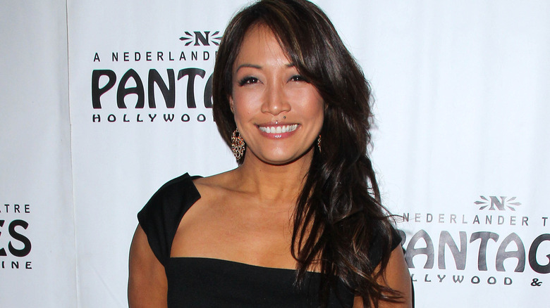 Carrie Ann Inaba smiler
