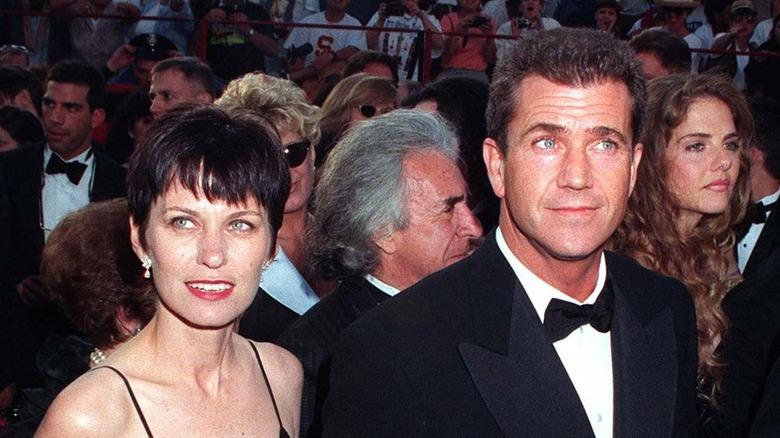 Robyn Moore Gibson, Mel Gibson ved Oscar-utdelingen Red Carpet i 1997