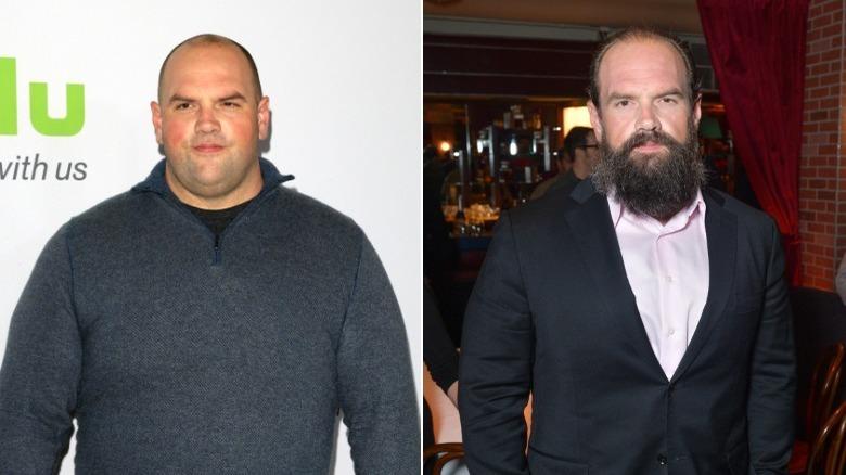 Ethan Suplee før og etter vekttap