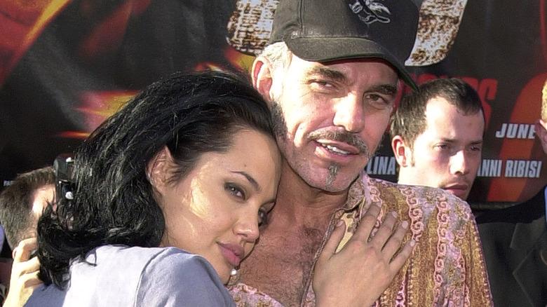 Angelina Jolie og Billy Bob Thornton ved premieren i 2000 av Borte på 60 sekunder