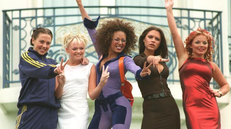 Spice Girls, filmfestivalen i Cannes, 1997