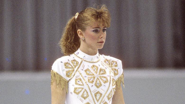 Tonya Harding i konkurranse