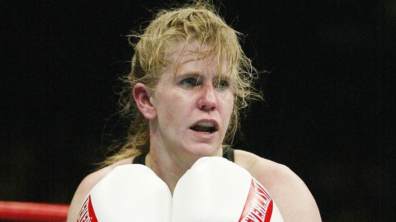 Tonya Harding boksing