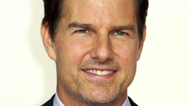 Tom Cruise på rød løper