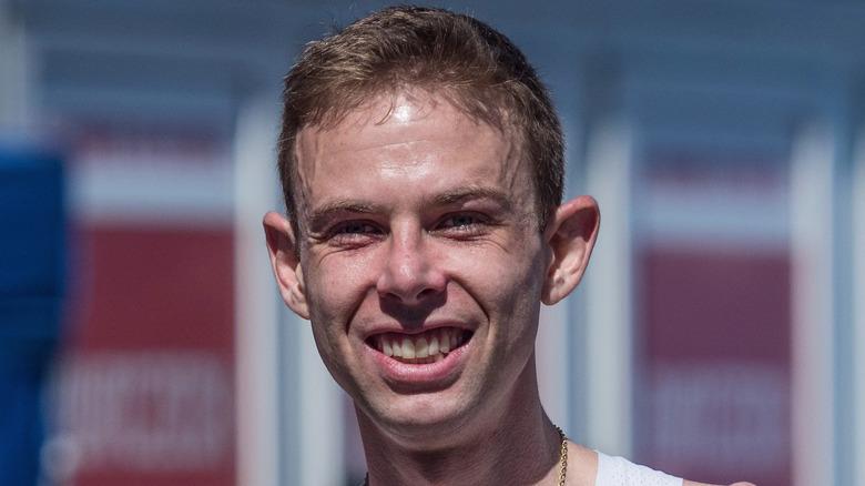 Galen Rupp smiler
