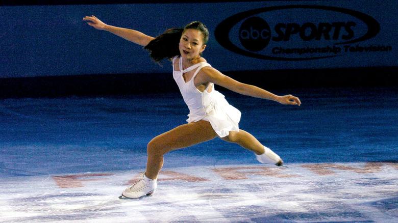 Michelle Kwan skøyter
