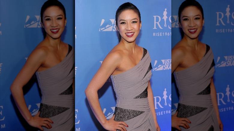 Michelle Kwan smiler elegant