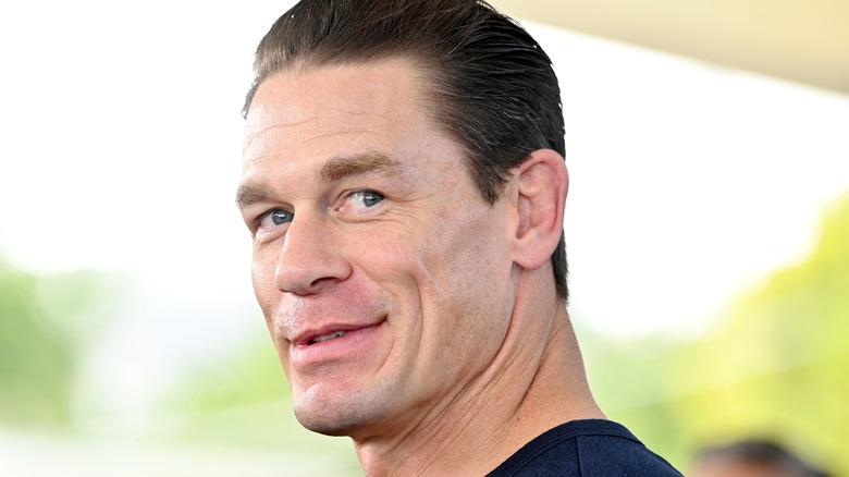 John Cena på den røde løperen