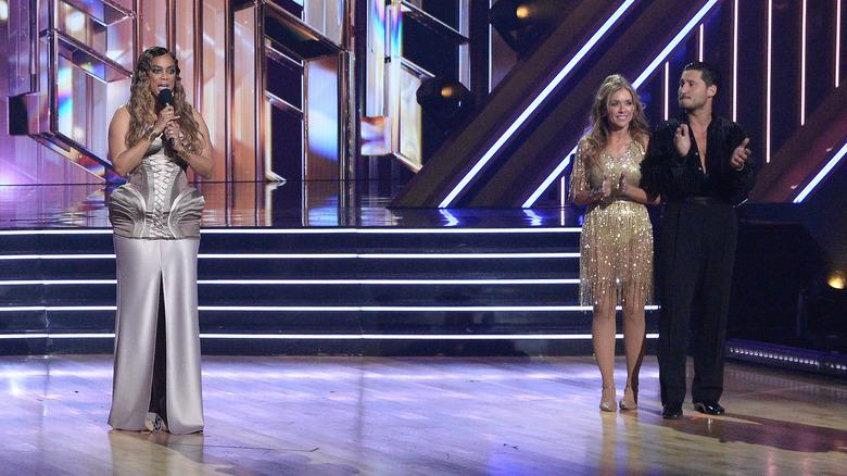 Tyra Banks, Monica Aldama og Val Chmerkovsky om Dancing with the Stars