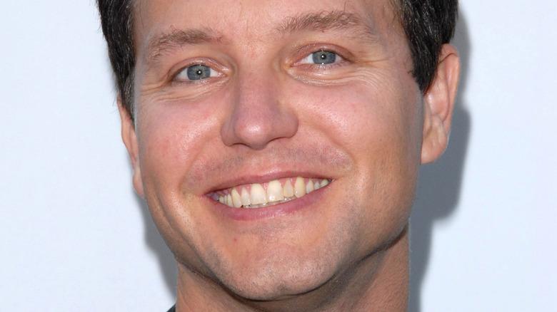 Mark Hoppus smiler