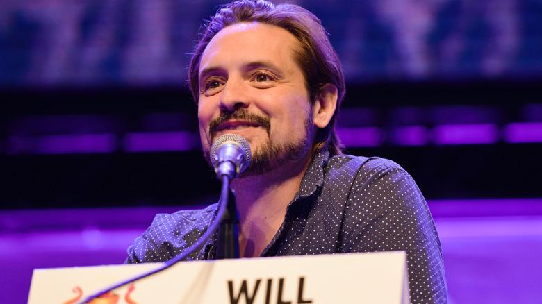 Will Friedle smiler