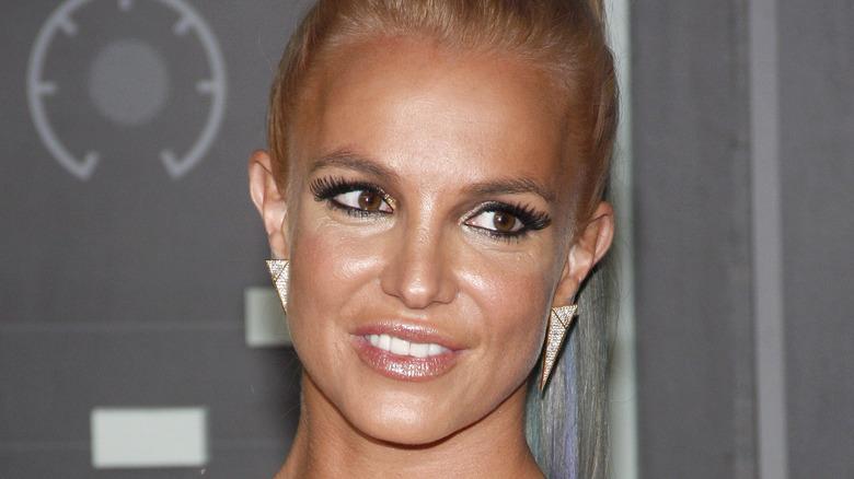 Britney Spears på rød løper