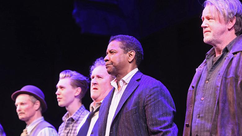 Austin Butler på Broadway i 2018
