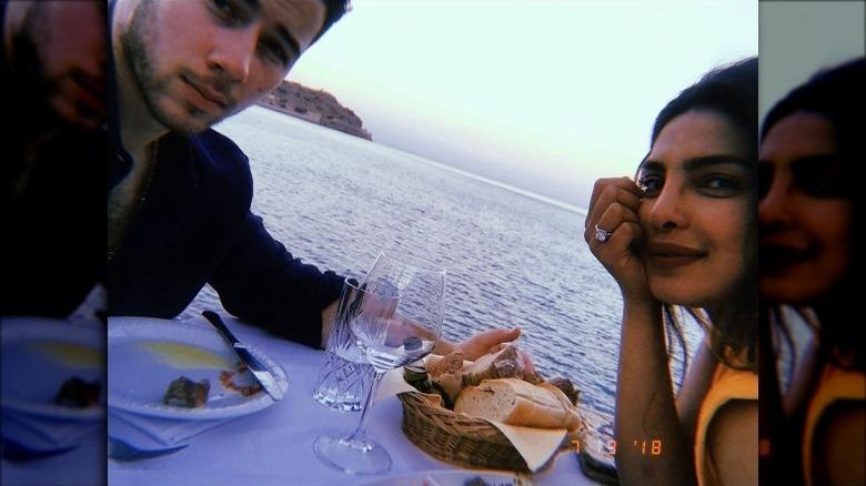 Nick Jonas Priyanka Chopra Instagram