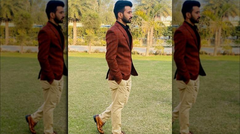 Manpreet Singh i dress