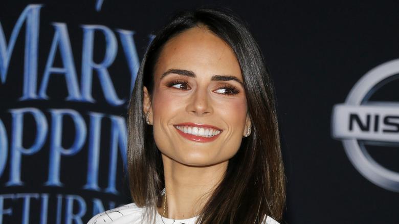 Jordana Brewster smiler