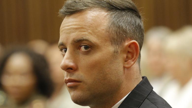 Oscar Pistorius i retten