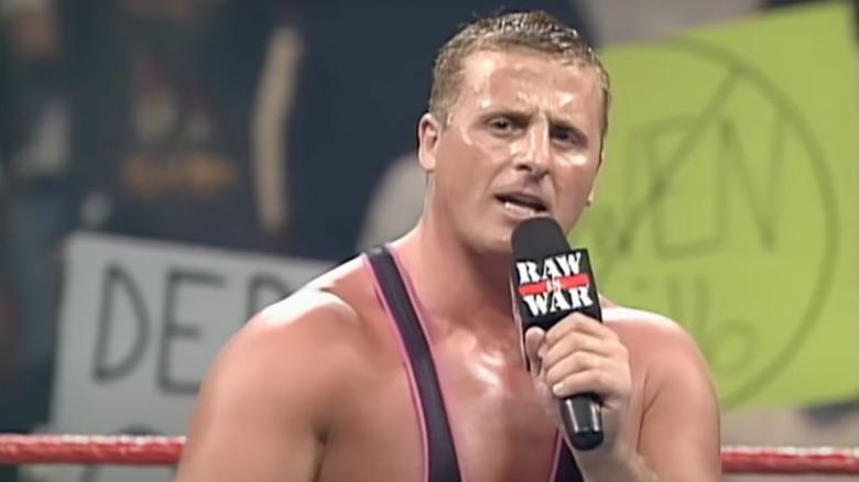 Owen Hart bryter