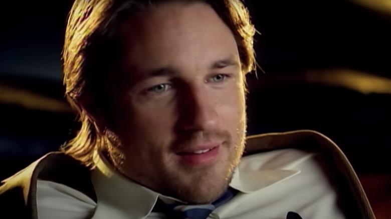 Martin Henderson smiler