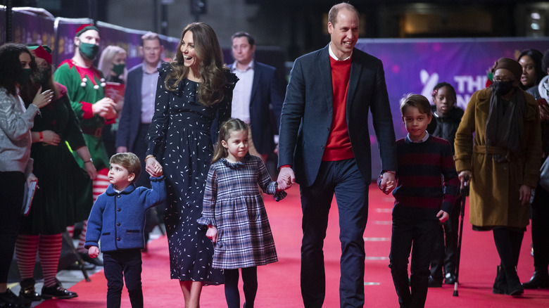 Cambridge-familien