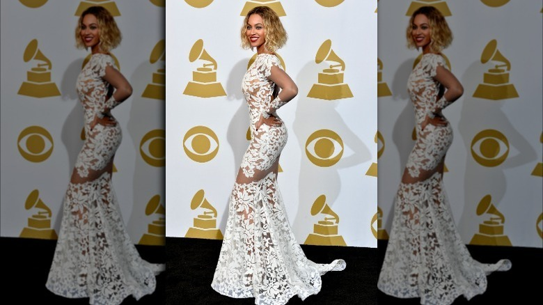 Beyonce, Hollywood, Grammys 2014