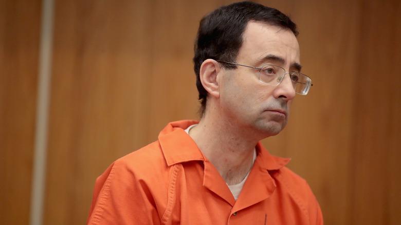 Dr. Larry Nassar i retten