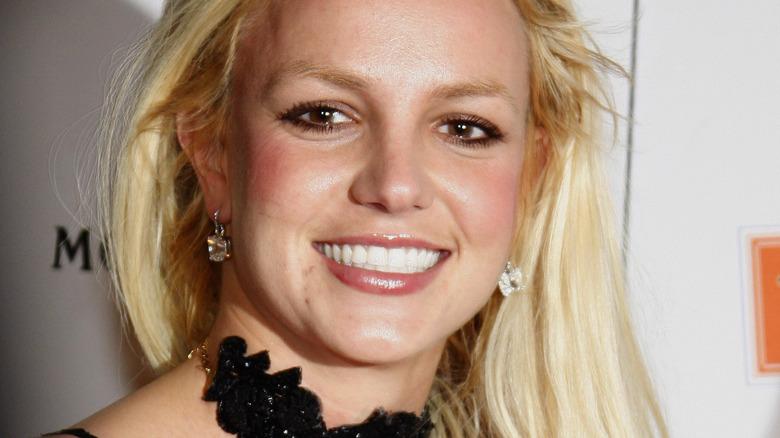 Britney Spears rotete hår